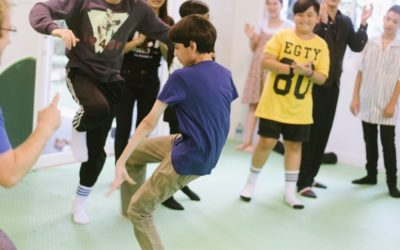 Acting School Bangkok – A Short Clip to Catch the Atmosphere at the end of our First Term