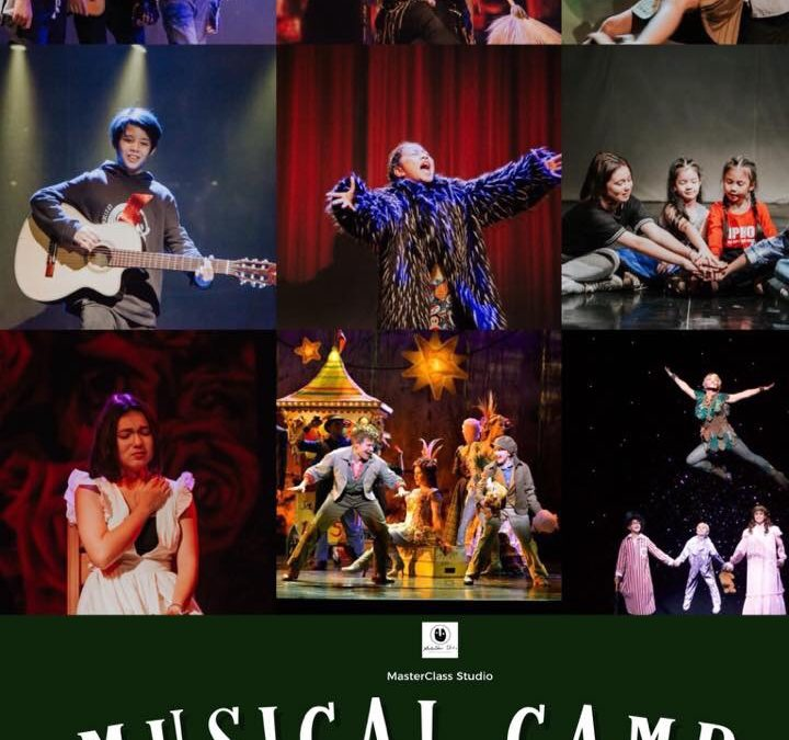 Musical Summer Camp for Kids in Bangkok