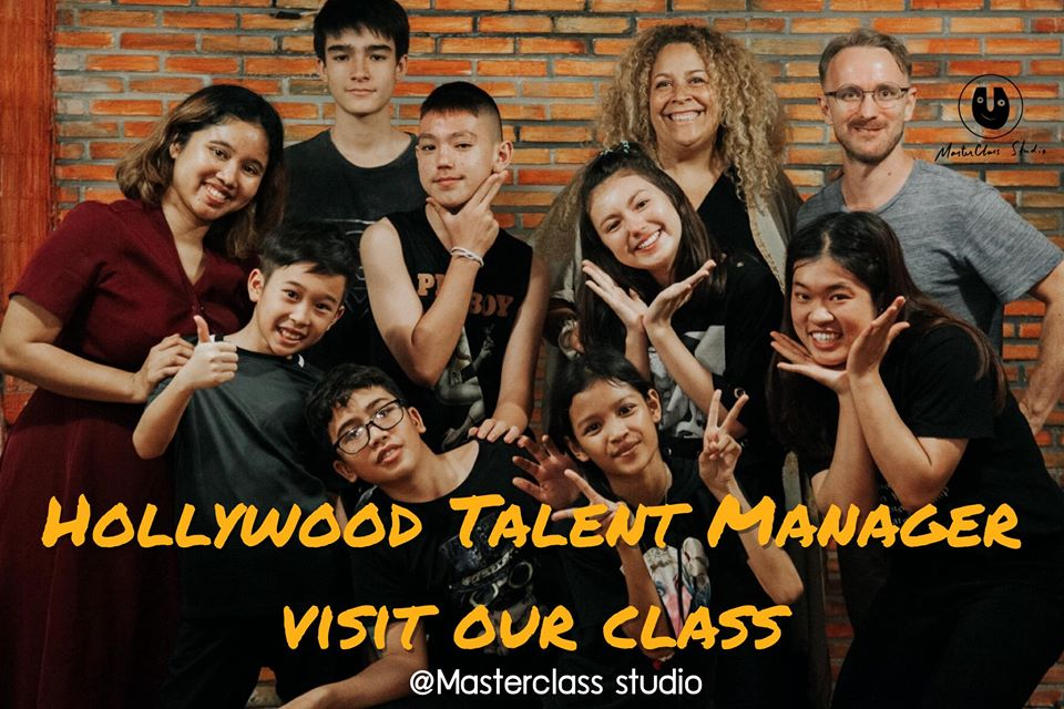 Hollywood Talent Manager Visit Our Class – Wendy Alane Wright
