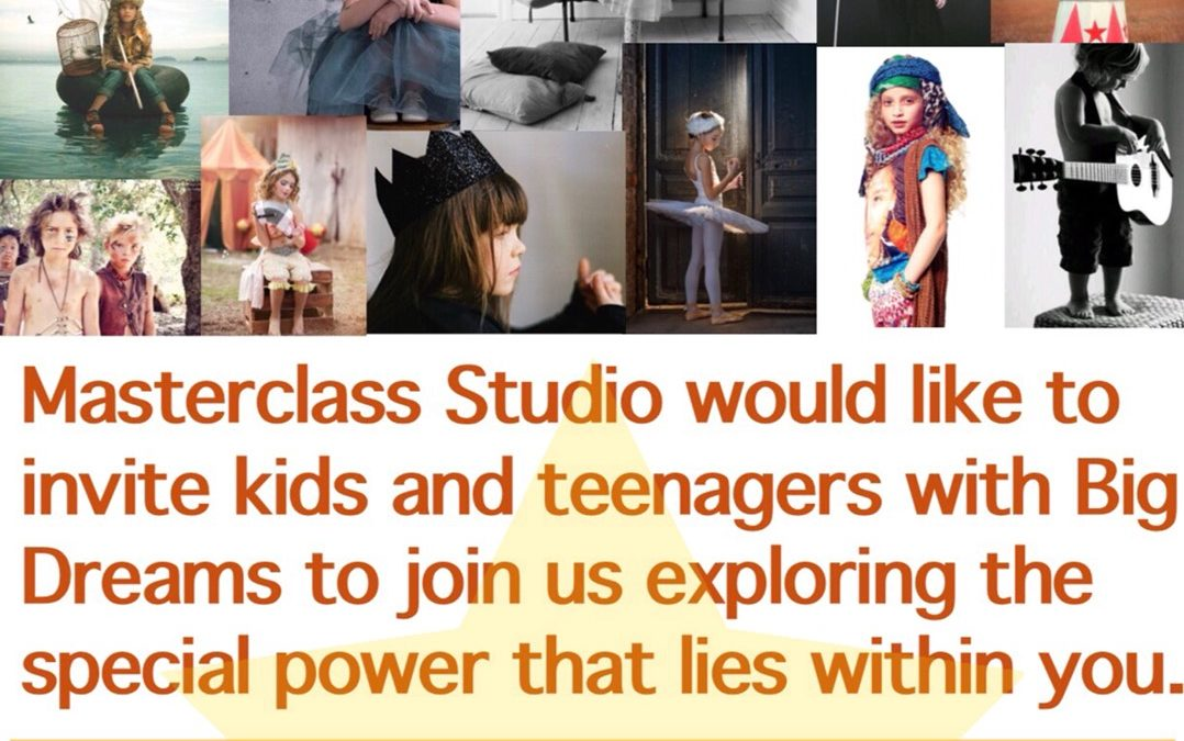 Free Workshop for Children that are Passionate about Performing Arts!