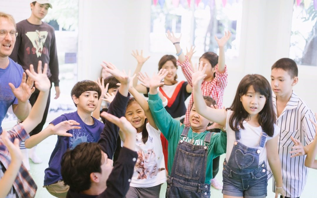 Special Acting Class with Casting Director P'August