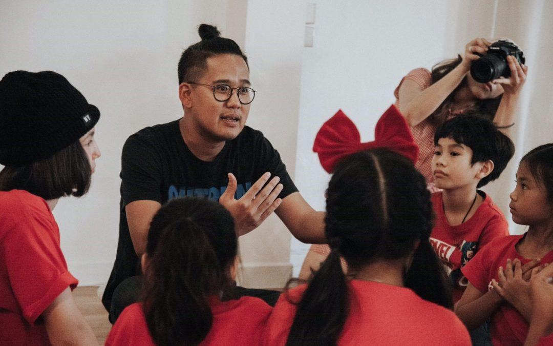 ครูสอนการแสดง – ครูจ็อบ สอนการแสดงที่ MasterClass Studio คลาสการแสดงโดยพี่จ็อบ