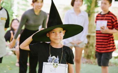 ศิลปะการแสดง ของ เด็กรุ่นอายุ 4-6 ปี  คอร์ส Acting|Dancing|Singing