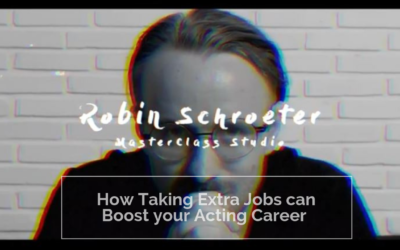 Episode 3: How Being Extra Actor Can Help Your Acting Career – If you don't take on too many!
