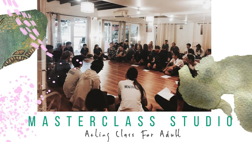Acting Class for Beginners and Professionals – Fundamentals of Acting