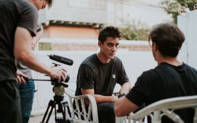 Acting for film โดย ครูสืบ บุญส่ง นาคภู่