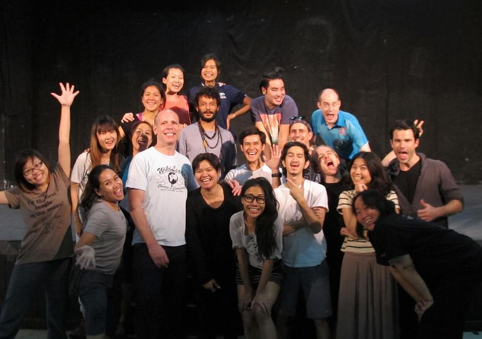 Kickstart your acting career in Thailand