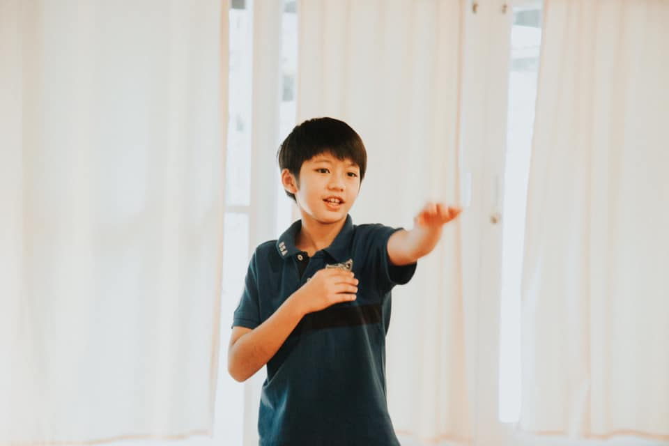 MasterClass Studio offers professional voice over casting services for children in Thailand